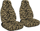 Fits 2009 To 2017 Toyota Corolla Zebra Seat Covers With Ab Opening