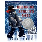 NEW Breaking Stalins Nose Eugene Yelchin Newbery Kids Sonlight Core F 5th Grade