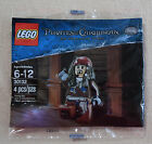 LEGO 30132 Pirates of the Caribben Voodoo Doll Captain Jack Sparrow Polybag NISB