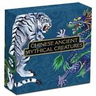 2014 $5 Chinese Ancient Mythical Creatures 5oz Silver Proof Coloured Coin