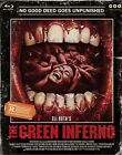 THE GREEN INFERNO Japanese original Blu ray