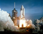 NASA SPACE SHUTTLE COLUMBIA STS 1 LAUNCH 8x10 PHOTO