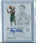 Trey Burke Rookie Cards Checklist and Guide 35