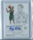 Trey Burke Rookie Cards Checklist and Guide 32