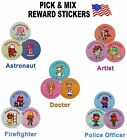 Stickers Forever Future Professional Scratch and Sniff Reward Stickers