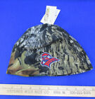 Mossy Oak Camouflage Beanie Hat Fleece Cameo Camo Lumberjack Patch Embroidered
