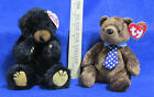 Ty Beanie Babies Stuffed Animals Teddy Bear Hero 2000& Ivan Style 6029