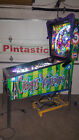 CIRQUS VOLTAIRE PINBALL MACHINE! GORGEOUS, W/LEDS & SCROLLS! BALLY!!***L@@K!!***