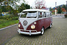 1967 Volkswagen Bus Vanagon Deluxe 13 Window 1967 vw bus 13 window deluxe kw barndoor 15 window 21 window 23 window