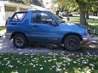 Chevrolet: Tracker 2001 Chevy Tracker below $1000 dollars