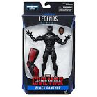 NEW Movie-Inspired Design 6-Inch Legends Series Black Panther Figure By Marvel