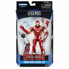 NEW 6-Inch Legends Series IronMan Mark 46 Comic-Inspired Design Figure By Marvel