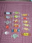 17 GLASS CANDYS MURANO GLASS