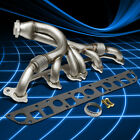 For 91 99 Jeep Cherokee Wrangler TJ YJ XJ Exhaust Header Manifold Replacement