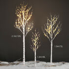 Pre Lit Christmas Bonsai Twig Tree Light Fairy XMAS Gift Indoor Outdoor Decor