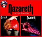 NEW The Catch / Cinema - Nazareth (Audio CD)
