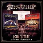 NEW Shadow Gallery: Double Feature (Audio CD)