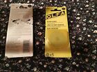OLFA Rotary Cutter BLADES 1700 45mm pack of 5 blades new FREE SHIPPING