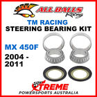 22-1010 TM Racing MX450F MX 450F 2004-2011 Steering Head Stem Bearing