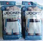Jockey STAYCOOL Boxer Briefs Size Med or XL Performance  3 Pair   Choose Colors