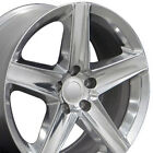 20x9 Polished Grand Cherokee SRT Style Wheel 20 Rim Fits Jeep Commander CP