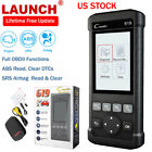LAUNCH OBD2 Code Reader Scanner ABS SRS Airbag Engine Auto Scan Tool As AL619