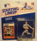 1988  ROB DEER - Starting Lineup - SLU - Sports Figurine - MILWAUKEE BREWERS