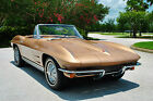 1964 Chevrolet Corvette Convertible Numbers Matching 327 365HP 4 Speed Numbers Matching 327 365hp V8 M21 4 Speed Original Colors Nut and Bolt Restored