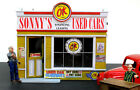 F G scale BANTA MODEL WORKS 8122 Sonnys Used Cars