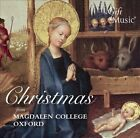 NEW Christmas From Magdalen College, Oxford (Audio CD)