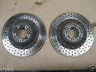 BMW R100RT R80RT R100 airhead front disk brake rotors