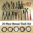 Brand New 26 Pieces Bonsai Tools Kit