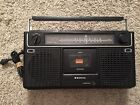Sanyo M9902 Vintage 1980 AM/FM Stereo Radio Cassette Recorder Boombox