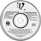 U2 - Mysterious Ways (Ultimatum Mix) & (The Perfecto Mix)US Promo CD PRCD 6701-2