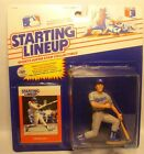 1988  STEVE SAX - Starting Lineup -SLU - Sports Figurine - LOS ANGELES DODGERS