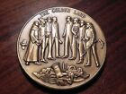 VINTAGE 1969 California Bicentennial Bronze Medal Bear by Van Sant MINT