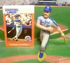 1988  HOWARD JOHNSON - Starting Lineup - SLU - Figure & Card -  NEW YORK METS