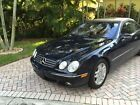 2002 Mercedes-Benz CL-Class Leather  below $8400 dollars