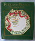 Fitz & Floyd Essentials Christmas Bells Canape Plate - NEW in Box