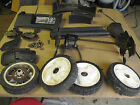 Lawn Mower Parts Toro Personal Pace 20017 rear transmission 106-3956 tires XTRAS