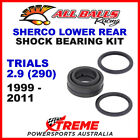 All Balls 29-5065 Sherco Trials 2.9 290cc 1999-2011 Lower Rear Shock Bearing Kit