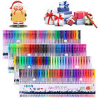 120 Unique Colors Markers No Duplicates Gel Pen Set Art Scrapbooking Crafts