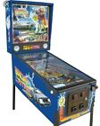 Back To The Future Pinball Machine Upgraded Led Coin Op