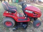 Huskee Riding Mower 185HP 46 Wide Cut Auto Trans NO AHIPPING PICK UP ONLY