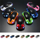 Wirless Mouse Car Wireless Gaming Mouse Optical Computer Mouse USB Mouse 8Colour