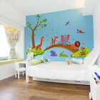 Cute Animals Wall Stickers Children Room Decor DIY Art Decal Removable Sticker