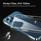 Slim Luxury Silicone Ultra thin Back Case Cover Fr Apple iPhone X 8 6 6s 7 Plus