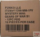 GEARS OF WAR Mystery Minis SEALED CASE QTY 12 Blind Boxes 2.5