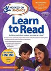 Hooked On Phonics Learn To Read Kindergarten Level 1 by Hooked On Phonics