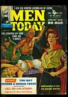 Men Today Pulp Magazine June 1962 Nqazi torture whipping cover G+